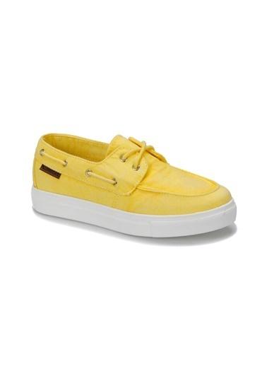 Lumberjack Sneakers Sarı